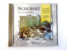 SCHUBERT : THE ZEUS ENSEMBLE (DDD) || CD NEUF ! PORT 0€