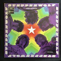 STEPPENWOLF The Second STATESIDE UK BLACK LABEL 1968 A-1G / B-1G VINYL LP