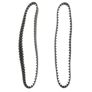 2pcs 28 Inch Rubber Track for DIY Robot RC Car Parts Tank Replacement Science