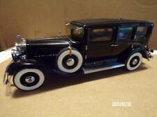 "New ListingFranklin Mint Al Capone's 1930 V-16 Armored Cadillac ""Read"""