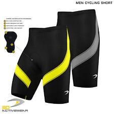 Mens Padded Bike Shorts Cycling Knicks Bicycling Riding Shorts With Padding