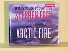 Arctic Fire 1 by Stephen Frey (2012, CD, Unabridged)