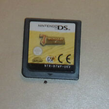 NINTENDO DS NDS DSI DSL GAME CARTRIDGE ONLY 7 WONDERS II / 2