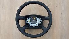 VW Sharan 4-Speichen Lederlenkrad Lenkrad 7M3419091F 7M3419091H