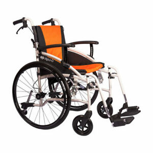 Van Os Medical Excel G-Logic, Lightweight Wheelchair, In Stock, Free Delivery