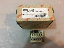 LOT/5* NEW* WEIDMULLER RS SD95 UNC LPK2 MODULE, 8259010000