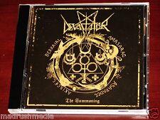 Devastator: The Summoning CD 2009 Old Cemetery Records Ocr 20