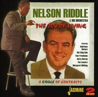 Nelson Riddle - Joy of Living: A Riddle of Contrasts [New CD]