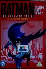 Batman - The Animated Series - The Legend Begins Vol 2 DVD 2006 N&S