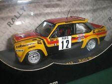 IXO RAC071 - Fiat Abarth 131 Monte-Carlo 1980 #12 - 1:43 Made in China
