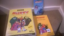 Muzzy french language learning course Vhs Tape Video set