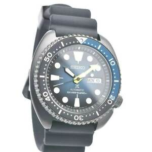 New SEIKO PROSPEX SBDY041 limeted MECHANICAL TURTLE Diver Watch from Japan