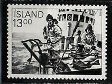 Photo Essay, Iceland Sc576 Fishing Industry, Fishermen, Ship.
