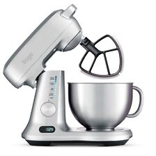 Pay$318!* NEW F2nd Breville BEM800BSS the Scraper Mixer™ Pro - SILVER PEARL