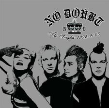 No Doubt The Singles 1992 - 2003