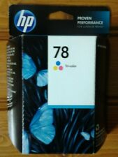 HP 78 TRI COLOR INK CARTRIDGE-STILL IN BOX
