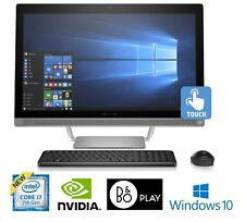 "HP Pavilion 27 All-in-One, Intel Core i7-7700T, 16GB, 27"" Full HD Touchscreen"