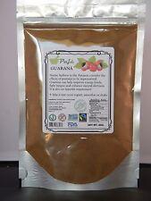 Guarana Powder Seed 8oz 1/2lb - Energy boost, weight loss, memory sharpness PAJE