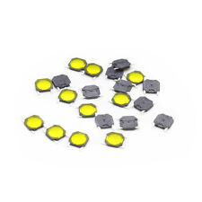 100Pcs 4*4*0.8mm Tactile Push Button Switch Tact 4 Pin Switch Micro Switch SMD