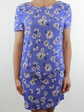New Look Polyester Short Sleeve Floral Dresses for Women