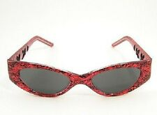 SEXY LIBRARIAN RED SUNGLASSES ADULT HALLOWEEN COSTUME ACCESSORY