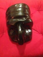 Maschera di Pulcinella dell'artista Vincenzo Cerino '92