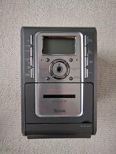 TEVION CD-Mini Mikroanlage MCD 6000  CD-Player Kompaktanlage Kassette Fernbedien