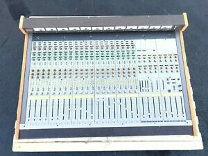 Vintage Tascam M-520 20 Channel Recording Mixing Console Studio / READ