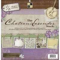 "Dress My Crafts Single-Sided Paper Pad 6/""X6/"" 24//Pkg My Vintage La 194186001316"