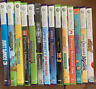 Xbox 360 lot of 14 games free media mail shipping