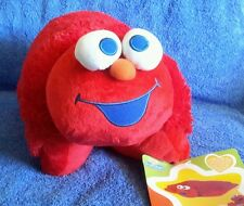 Kids Boy Girl Sesame Street ELMO  Pillow Pet /Soft Toy BRAND NEW WITH TAGs