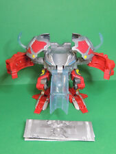 Bakugan red Dragonoid Destroyer set Season 4 S4 Mechtanium Surge