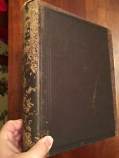 1888 Report on United States Polar Expedition to Lady Franklin Bay GRINNELL Land