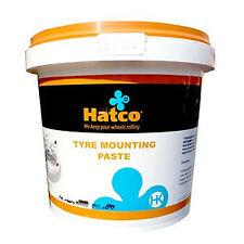 Tyre Mounting Paste - Bead Wax/Lube 1kg Tub Industrial Grade