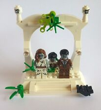 Unique personalised Zombie Couple LEGO Wedding Cake Topper / Gift