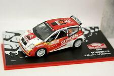 Ixo Presse Rallye Monte Carlo 1/43 - Citroen C2 2005