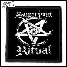 SUPERJOINT RITUAL  --- Patch / Aufnäher --- Various Designs