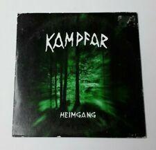 KAMPFAR - Heimgang - RARE Promo CD Album 2008