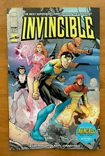 INVINCIBLE #1 2021 AMAZON PRIME VIDEO EDITION Kirkman Image Comics NM
