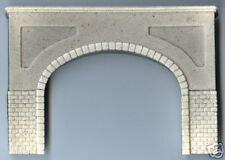 PRE-SIZE HO #106 - Double Cut Stone Tunnel Portal (1)