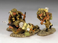 KING & COUNTRY D DAY DD111 BRITISH 3RD INFANTRY DIVISION MOVING INLAND MIB