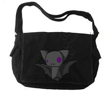 Vampirefreaks Baby Bat Punk Rock Gothic Alternative Goth Messenger Laptop Bag