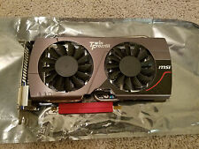 MSI NVIDIA Geforce GTX 660 2GB OC Twin Frozr III