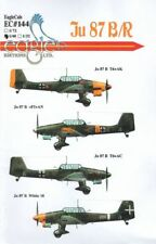 Eagle CAL Decalcomanie 1/48 JUNKERS Ju87B/R # 48144