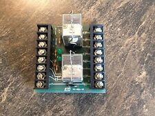 MILLTRONICS IIC PC-REL-01 RELAY BOARD