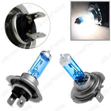 For Night Driving H7 55W 6000K Xenon Gas Halogen Headlight White Light Bulbs 2Pc