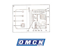Interrutore generale figura 119 per Ponte Sollevatore OMCN 199C