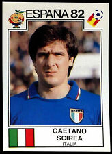 Espana 82 Gaetano Scirea (Italia) #132 World Cup Story Panini Sticker (C350)
