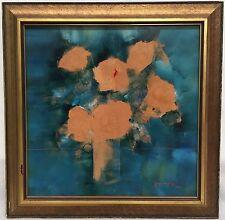 Yawamalya Thareenak 1971 oil painting, still life, Thai artist Thailand