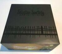 THE STYGIAN SOCIETY - KICKSTARTER +EXCLUSIVES+TOWER LAB EXP+HERO Game NEW/SHIP$0